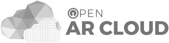Open AR Cloud logo